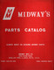 1970 Miday Parts catalog cover